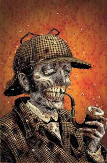 Sherlock Holmes Victorian Undead immagine