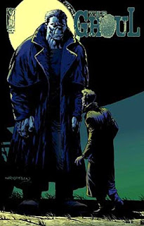 The Ghoul 1 cover