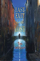 Last Exit for the Lost Tim Lebbon cover
