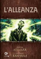 L'alleanza fumetto Comma 22 copertina