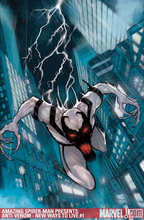 Antivenom Marvel fumetto immagine