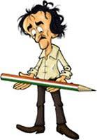 Una matita per Poe concorso immagine