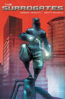 The Surrogates comics cover