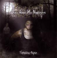 D.A.M.N. Forbidden Anger CD cover