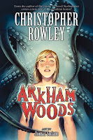 Arkham Woods 1 comics cover fumetto copertina