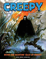 Creepy 1 comics archives cover