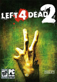 Left 4 Dead 2 videogame cover