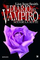 Il diario del vampiro. Scende la notte copertina