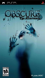 ObScure 2. The Aftermath videogame PSP cover