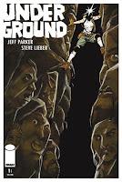UnderGround comics cover fumetto copertina