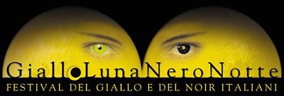 Giallo Luna Nero Notte logo immagine