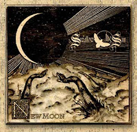 Swallow the Sun New Moon CD cover copertina