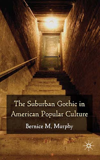 The Suburban Gothic in American Popular Culture cover copertina