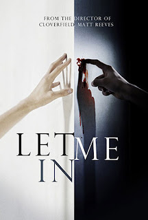 Let Me In remake 2010 concept poster