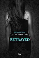 Betrayed Cast Editrice Nord copertina