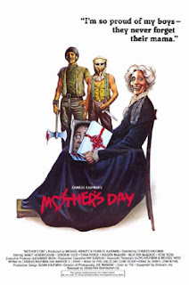 Mother's Day film poster 1980