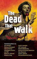 The Dead That Walk book cover copertina