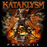 Kataklysm Prevail CD cover