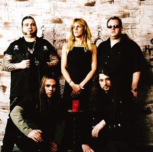 Crematory 2006 band foto