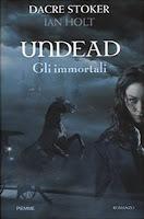 Undead Gli immortali Piemme copertina