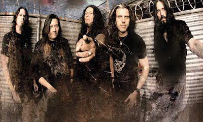 Testament band foto