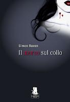 Il morso sul collo Simon Raven Gargoyle Books copertina