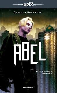Abel Claudia Salvatori Epix 9 copertina