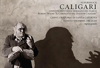 Autunnonero 2009 Supershock Caligari a Cervo