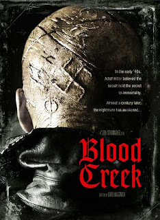 Blood Creek Joel Shumacher movie poster