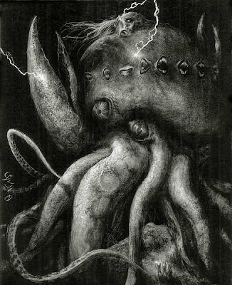 Santiago Caruso, The Dunwich Horror