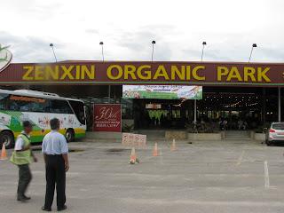 Zenxin Organic Park, Kluang