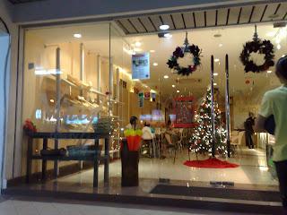 Niniq Bistro & Bakery, Taman Pelangi, JB