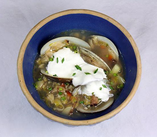 Hatteras chowder recipe