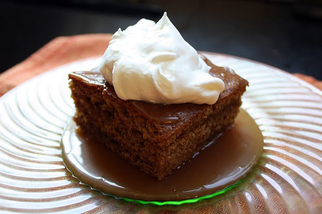 fudge ripple: sticky toffee pudding