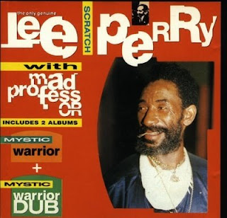 Lee Perry & Mad Professor - Mad Man Dubwise
