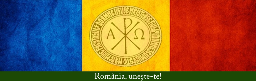 ROMNIA, UNETE-TE!