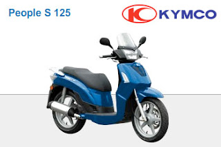 Kymco People S scooter