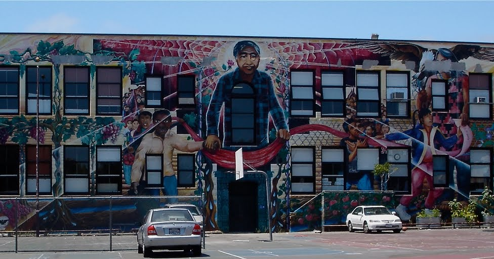 Everywhere Travel San Francisco Mission District Murals