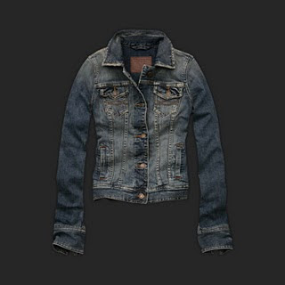 abercrombie denim jacket