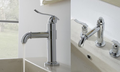 Chicago Faucet Kitchen Wall Mount
