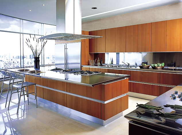 Kitchen and residential design is this italian style for Italian kitchen cabinets
