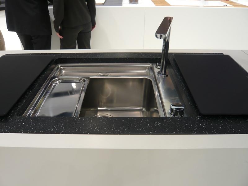 Kitchen and residential design german sink intelligence for German kitchen sinks