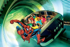 Spider man ride