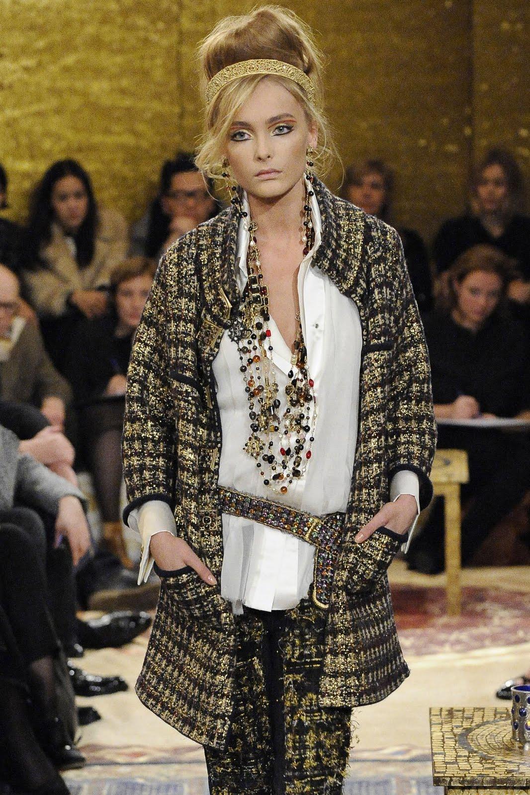 Chanel осінь-зима 2011/2012