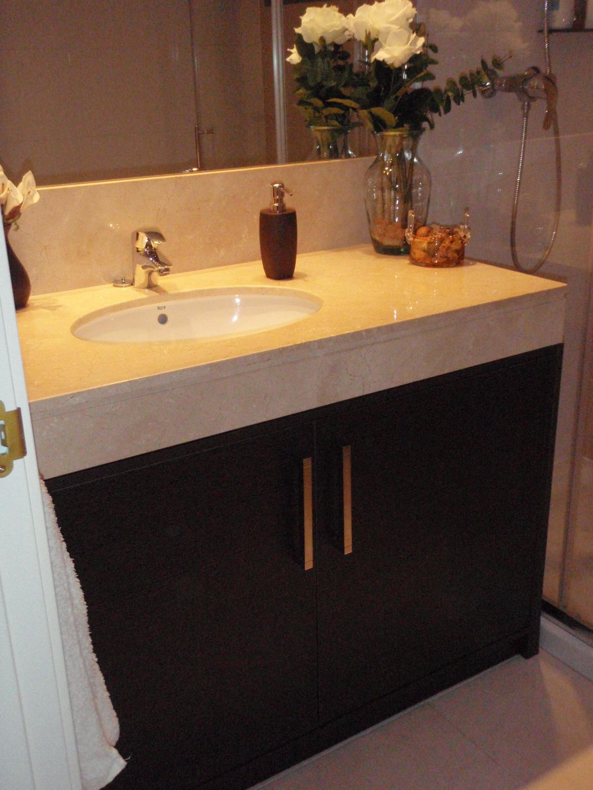 De buena madera - Baldas para bajo lavabo ...