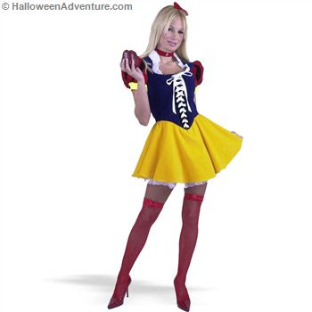 StoryBook Snow White: If you're the hottest maiden in the land, ...