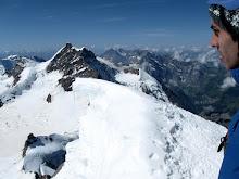Climb Monch 4107mts 14.08.2009