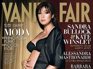 sexy mom monica bellucci
