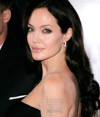 Angelina Jolie Relishes Patricia Cornwell Adapation