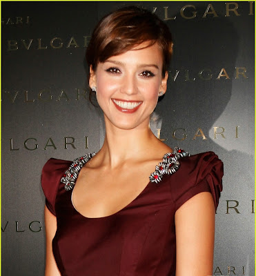 Jessica Alba: The Bulgari Babe